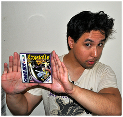 Founder of Showsotros: Kris Caballero (Me!)