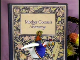 Mother Goose title screen