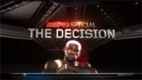 ESPN The Decision sports graphics