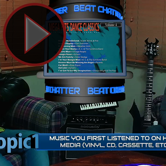 VIDEO: World Premiere of Beat Chatter: Earth Wind and Fire, Death Cab For Cutie and Genesis